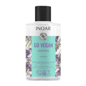 Shampoo Antifrizz Go Vegan 300mL - Inoar