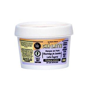 Cha Latte Shampoo Em Pasta Jasmim 100g - Lola Cosmetics