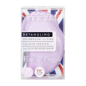Escova Tangle Teezer Fine & Fragile Pink Dawn