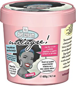 Milagre Diet Cream 400g