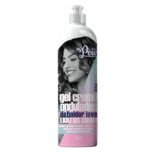Gel Creme Ondulados Light Gel-Cream 315ml - Soul Power