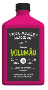 Volumão Shampoo 250ml - Lola Cosmetics