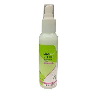 DevaCurl Set It Free - Finalizador Anti-Frizz - 120ml