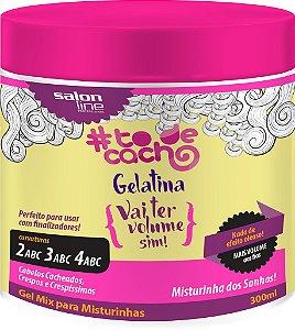 #To de Cacho Gelatina Vai Ter Volume Sim - Gel Mix para Misturinhas 550g