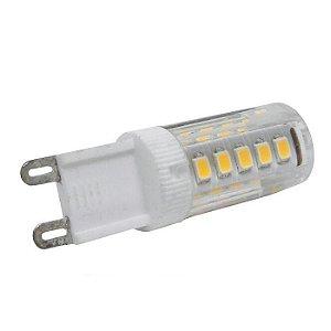 Lâmpada Led G9 Bipino 4.5w Branco Frio e Quente (lustres) 110v