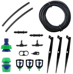 Kit Microaspersor de Irrigação Triangular Amanco