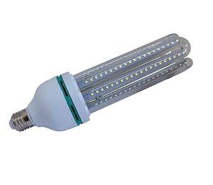 Lâmpada Led Compacta Milho 4u 36w Branco Frio e Quente 110/220v E27