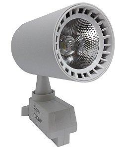 Spot Led Trilho Eletrificado 10w Branco Quente, Frio e neutro Bivolt