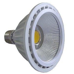 Lâmpada Led Par30 12w Cob Branco Frio e Quente 110-220v