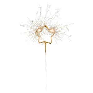 Vela Cometa - Estrela Dourada (sparkle)