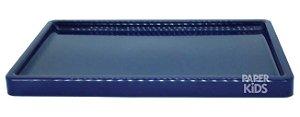Bandeja para doces - Azul Marinho (30x18x2cm)