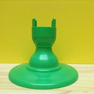 Pé 13.5 cm avulso boleira - Verde
