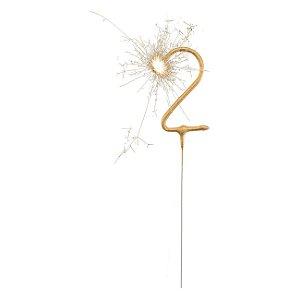 Vela dourada cometa - numero 2
