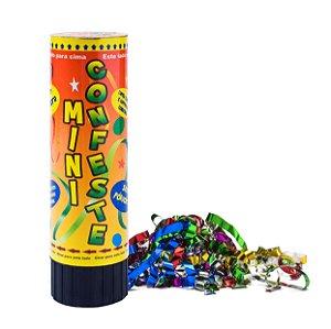 Lança confetes - Serpentinas e papeis laminados