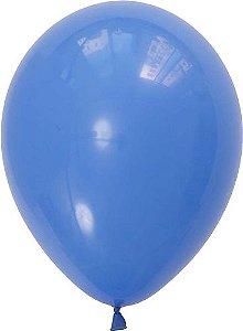 """Balão 11"""" látex - Azul lavanda (unidade)"""