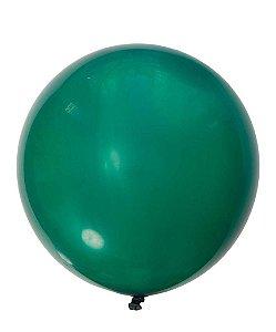 """Balão gigante 36"""" - Verde Esmeralda (unidade)"""