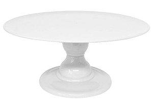 Suporte para doces - Branco (13.5 cm h x 32 cm)