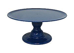 Suporte para doces - Azul Petróleo (13.5 cm h x 32 cm)
