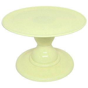 Boleira desmontável - Amarelo claro (13.5 cm h x 22 cm)