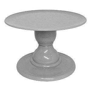 Boleira desmontável - Cinza (13.5 cm h x 22 cm)
