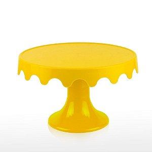 Boleira desmontável Amarela (28 cm)
