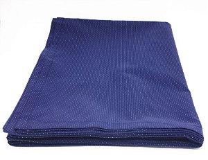 Toalha para mesa do bolo - Azul Índigo (1,5m x 2,5m)