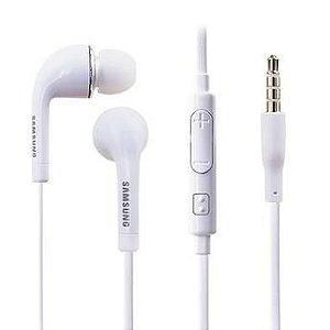 Fone de ouvido Samsung com borrachinha