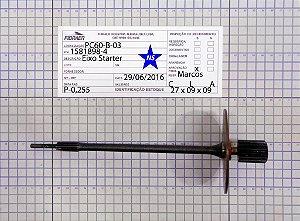 EIXO STARTER - 1581898-4