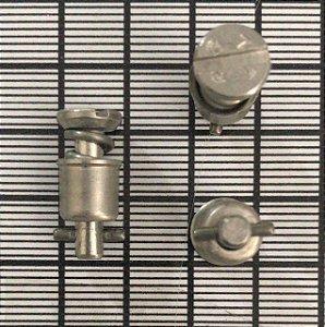 DZUS FENDA DE INOX - 4002-8S