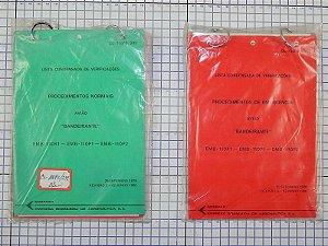 CADERNO VERIFICAÇÕES BANDEIRANTE - CL110P2/291