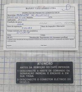 PLAQUETA - 121-631-21-06