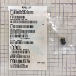 MICRO SWITCH - 601-4301