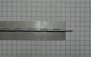 DOBRADIÇA INOX - MS35822-11C