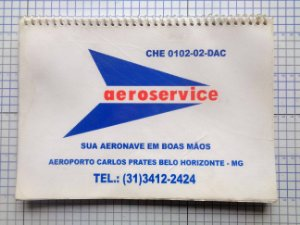 DIÁRIO DE BORDO AEROSERVICE