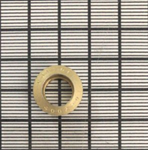 ANEL ISOLANTE DE METAL - 4002-0 (463-400)