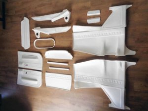 KIT INTERNO CESSNA 150 / 152