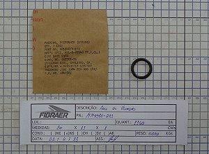 ANEL VEDAÇÃO - M83248/1-211 (MS9388-211)