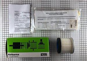 FILTRO AR PARKER-AIRBORNE - AA-D9-14-5 (10-23870)