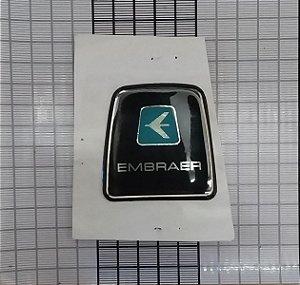 EMBLEMA EMBRAER MANCHE - 79275-000