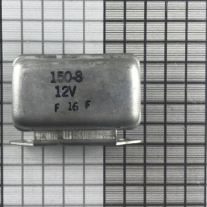 RELÉ 12V - 150-8-12V