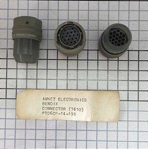 CONECTOR ELETRONICO - PT06CP-14-19S