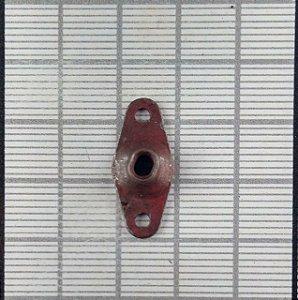 """PORCA CRAVAR 5/32"""" - NAS681A08K (BANHO VERMELHO)"""