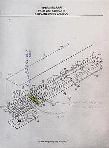 NERVURA SENECA TREM COM PERFIL DIREITO - 87251-003