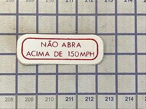 ADESIVO - 810-96853-00A
