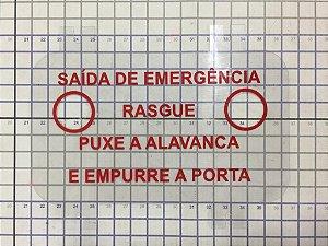 PLAQUETA - 4A-853-10-01