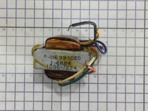 TRANSFORMADOR - P11633-102D