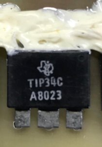 TRANSISTOR - TIP34C