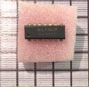 CIRCUITO INTEGRADO - MC3302P