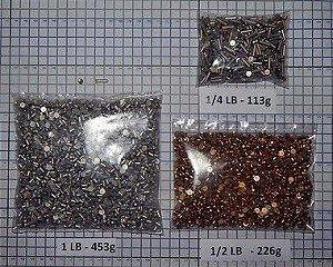 REBITE INOX ESCARIADO 1/8 - MS20427M4-8