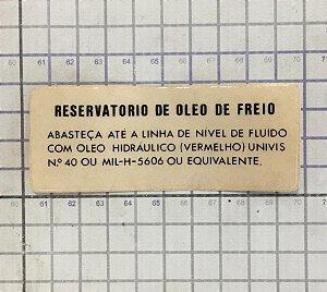 ADESIVO - 810-96546-00
